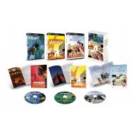 【送料無料】 「キリクと魔女」「キリクと魔女2」「王と鳥」フランス・アニメーションBlu-ray BOX 【BLU-RAY DISC】