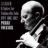 【送料無料】 Bach, Johann Sebastian バッハ / 無伴奏チェロ組曲 BWV1007-1012(1972 東京):ピエール・フルニエ(チェロ) (3枚組アナログレコード / TOKYO FM) 【LP】