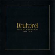 【送料無料】 Bill Bruford ビルブルーフォード / Seems Like A Lifetime Ago (6CD+2DVD-Audio) 輸入盤 【CD】