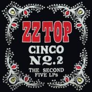 【送料無料】 Zz Top ジージートップ / Cinco No. 2: Second (5枚組アナログレコード) 【LP】