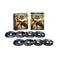 【送料無料】 ジュラシック・パーク 4ムービー・コレクション [4K ULTRA HD+Blu-rayセット] 【BLU-RAY DISC】