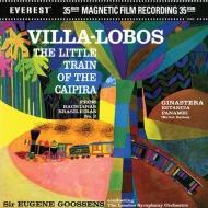 【送料無料】 Villa-lobos ビラロボス / カイピラの小さな汽車、他:ユージン・グーセンス指揮&ロンドン交響楽団 (高音質盤 / 45回転 / 2枚組 / 200グラム重量盤レコード / Everest / Classic Records) 【LP】