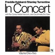 【送料無料】 Freddie Hubbard / Stanley Turrentine / In Concert (2枚組 / 180グラム重量盤レコード / Speakers Corner) 【LP】