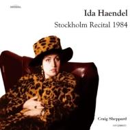 【送料無料】 イダ・ヘンデル/ストックホルム・リサイタル1984 (2枚組アナログレコード) 【LP】