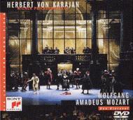 【送料無料】 Mozart モーツァルト / 『ドン・ジョヴァンニ』全曲 ハンペ演出、カラヤン&ウィーン・フィル、レイミー、トモワ=シントウ、ヴァラディ(日本語字幕付) 【DVD】