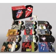 【送料無料】 Rolling Stones ローリングストーンズ / Studio Albums Vinyl Collection 1971-2016 (BOX仕様 / 20枚組 / 180グラム重量盤レコード) 【LP】
