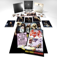 【送料無料】 Guns N' Roses ガンズアンドローゼズ / APPETITE FOR DESTRUCTION [Super Deluxe Edition] (4CD+1Blu-ray) 輸入盤 【CD】