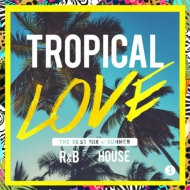 Tropical Love 3 - 爆買い送料無料 The Best Mix Of R B CD 特価キャンペーン House amp; Summer ×
