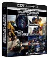 【送料無料】 トランスフォーマー 5 ムービー・コレクション Blu-rayセット] [4K HD ULTRA 5 HD + Blu-rayセット]【BLU-RAY DISC】, ワインショップ フィッチ:b6157a5c --- ww.thecollagist.com
