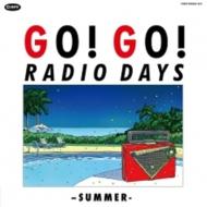 送料無料 日本製 Go オリジナル Radio CD Days -summer-