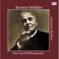【送料無料】 Brahms ブラームス / ヴァイオリン協奏曲、交響曲第2番 モリーニ、ワルター&ニューヨーク・フィル(1953、1951年ライヴ) (2枚組アナログレコード) 【LP】