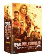 【送料無料】 フィアー・ザ・ウォーキング・デッド3 DVD-BOX 【DVD】