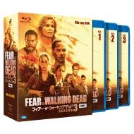 【送料無料】 フィアー・ザ・ウォーキング・デッド3 Blu-ray-BOX 【BLU-RAY DISC】