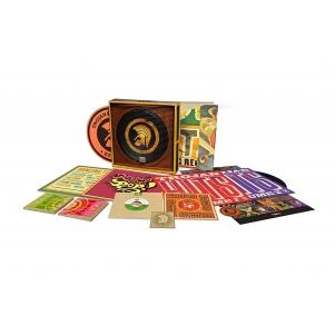 【送料無料】 Trojan Records Boxset (4枚組アナログレコード+2枚組7インチシングル+6CD) 【LP】
