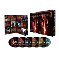 【送料無料】 SUPERNATURAL XIII <サーティーン・シーズン>DVD コンプリート・ボックス(5枚組) 【DVD】