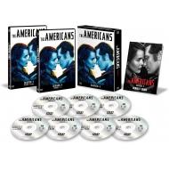 【送料無料】 ジ・アメリカンズ 極秘潜入スパイ シーズン4 DVDコレクターズBOX 【DVD】