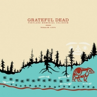 【送料無料】 Grateful Dead グレートフルデッド / Portland Memorial Coliseum Portland Or 5 / 19 / 74 (6枚組アナログレコード) 【LP】