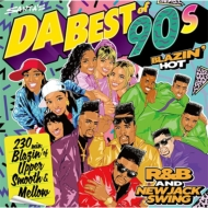 送料無料 DA BEST - Blazin Hot 90's R New CD 3CD Jack B Swing 在庫処分 amp; and 海外並行輸入正規品