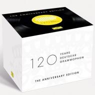 【送料無料】 ドイツ・グラモフォン創立120周年記念ボックス(121CD+1BDA) 輸入盤 【CD】