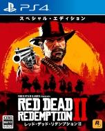 【送料無料】 Game Soft (PlayStation 4) / レッド・デッド・リデンプション2: スペシャル・エディション(期間限定版) 【GAME】