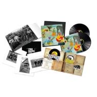 【送料無料】 The Band バンド / Music From Big Pink <50周年記念スーパーデラックスエディション> (SHM-CD+Blu-ray+2LP+7インチレコード) 【SHM-CD】