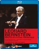 Berlioz ベルリオーズ / ベルリオーズ:幻想交響曲、ルーセル:交響曲第3番、他 レナード・バーンスタイン&フランス国立管弦楽団 【BLU-RAY DISC】
