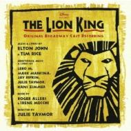 【送料無料】 ミュージカル / THE LION KING ORIGINAL BROADWAY CAST RECORDING 【CD】