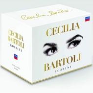 【送料無料】 Rossini ロッシーニ / チェチーリア・バルトリ ロッシーニ・エディション(15CD+6DVD) 輸入盤 【CD】
