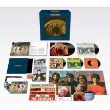 【送料無料】 Kinks キンクス / Kinks Are The Village Green Preservation Society 50周年記念盤 デラックスエディション (BOX仕様 / 3枚組アナログレコード+5枚組CD+3枚組7インチシングル) 【LP】