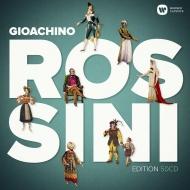 【送料無料】 Rossini ロッシーニ / ロッシーニ・エディション(50CD) 輸入盤 【CD】