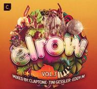 送料無料 Elrow 3: Mixed By Claptone Tini Eddy CD Gessler 春の新作続々 輸入盤 amp; 大決算セール M