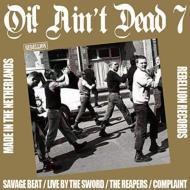 Oi メーカー在庫限り品 Ain't Dead 未使用品 CD 7 輸入盤