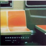 【送料無料】 Errortype 11 / Amplified To Rock / Errortype: 11 / You're Welcome 【LP】