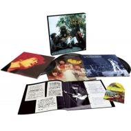 【送料無料】 Jimi Hendrix ジミヘンドリックス / Electric Ladyland 50周年記念盤デラックスエディション (BOX仕様 / 6枚組アナログレコード+Blu-ray) 【LP】