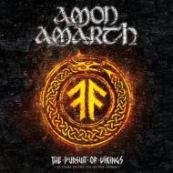 【送料無料】 AMON AMARTH アマースアモン / Pursuit Of Vikings: 25 Years In The Eye Of The Storm (Blu-ray+CD) 【BLU-RAY DISC】