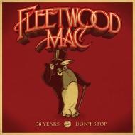 【送料無料】 Fleetwood Mac フリートウッドマック / 50 Years -  Don't Stop (BOX仕様 / 5枚組アナログレコード) 【LP】