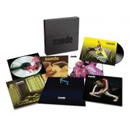 【送料無料】 Suede スウェード / Studio Albums 93-16 (BOX仕様 / 10枚組 / 180グラム重量盤レコード / Demon) 【LP】