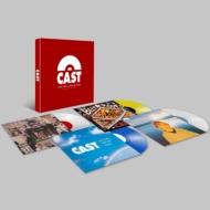 【送料無料】 Cast キャスト / Vinyl Collection 1995-2001 (BOX仕様 / 4枚組 / 180グラム重量盤レコード / Demon) 【LP】