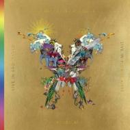 【送料無料】 Coldplay コールドプレイ / Live In Buenos Aires / Live In Sao Paulo / Head Full Of Dreams (ゴールド・ヴァイナル仕様 / 3枚組アナログレコード+2枚組DVD) 【LP】