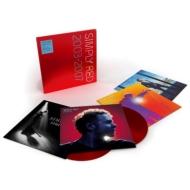 【送料無料】 Simply Red シンプリーレッド / 2003-2007 Vinyl Box Set (BOX仕様 / レッド・ヴァイナル仕様 / 180グラム重量盤レコード / Demon) 【LP】