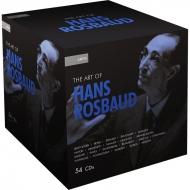 【送料無料】 ハンス・ロスバウトの芸術(54CD) 輸入盤 【CD】