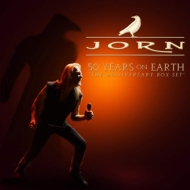 【送料無料】 Jorn ヨルン / 50 Years On Earth: The Anniversary Box Set 輸入盤 【CD】