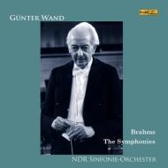 【送料無料】 Brahms ブラームス / 交響曲全集ライヴ:ギュンター・ヴァント指揮&北ドイツ放送交響楽団 (4枚組アナログレコード / Altus) 【LP】