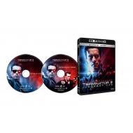 【送料無料】 ターミネーター2 4K Ultra HD Blu-ray (Ultra HD Blu-ray+Blu-ray 2枚組) 【BLU-RAY DISC】