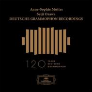 【送料無料】 アンネ=ゾフィー・ムター&小澤征爾 ドイツ・グラモフォン録音集(10CD) 【SHM-CD】