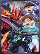 【送料無料】 新幹線変形ロボ シンカリオン Blu-ray BOX2 通常版 【BLU-RAY DISC】
