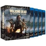 【送料無料】 ウォーキング・デッド8 Blu-ray BOX-2 【BLU-RAY DISC】