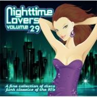 実物 Nighttime Lovers Vol.29 爆安プライス 輸入盤 CD