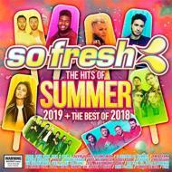 SALE開催中 送料無料 So 販売期間 限定のお得なタイムセール Fresh: The Hits Of Summer Best + 輸入盤 2019 CD 2018