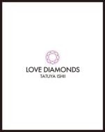 【送料無料】 石井竜也 イシイタツヤ / LOVE DIAMONDS 【初回生産限定盤】(+Blu-ray) 【CD】